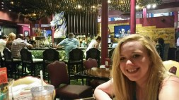 Myself in New Orleans, Louisiana at the Hard Rock Cafe - Personal Photo
