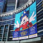 2013 D23 Expo Entrance Banner - Photo Credit - insidethemagic.net
